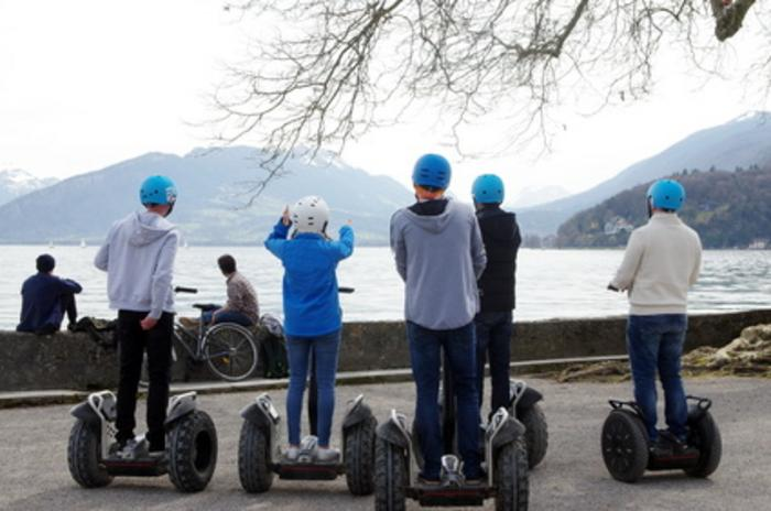 Segway am Bodensee